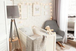 Neutral Nursery Lights