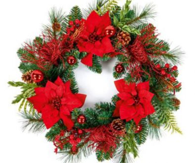 Making an entrance – Wreaths, door decorations  and other welcoming ideas