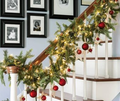 Try an Unconventional Garland-onsuttonplace.com
