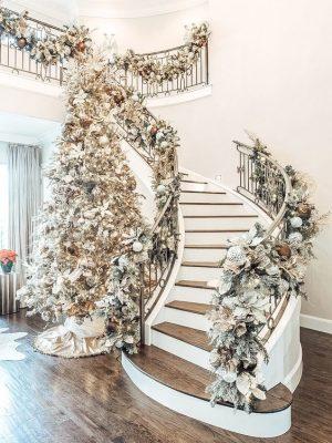 Image Sourced: Christmas Interior Decorator