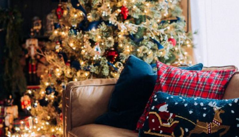Get the Look: Scottish Highlands Christmas Décor