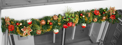Traditional Garland