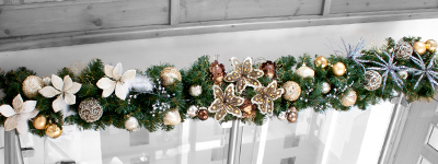 Antique Chic Garland