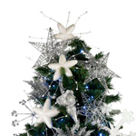 Jack Frost Supersize Tree Topper