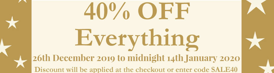 At least 40% off from ChristmasTime UK
