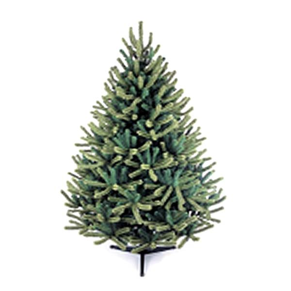 Scandinavian Pine Artificial Christmas Tree