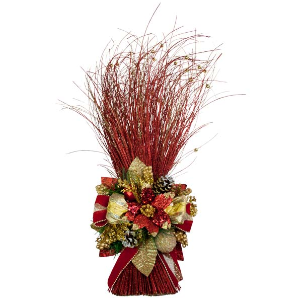 Traditional Room Decoration Collection - Ting Ting Grass Arrangement