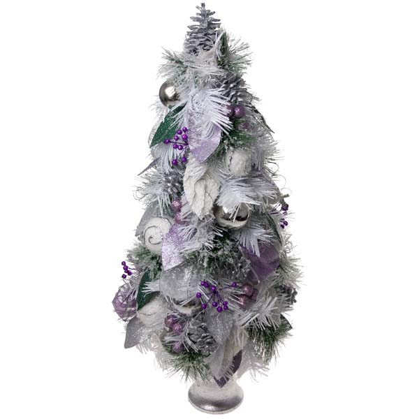 Lady Loves Room Decoration Collection - 2.5ft Tree in Ornate Pot