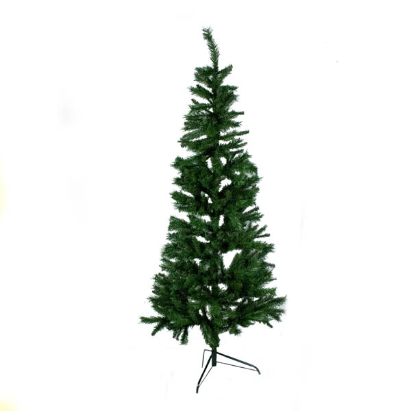 Green Artificial Dual Purpose Corner Or Wall Tree - 2m