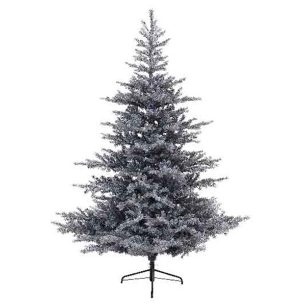 Frosted Grandis Fir Artificial Christmas Tree - 240cm (8ft)