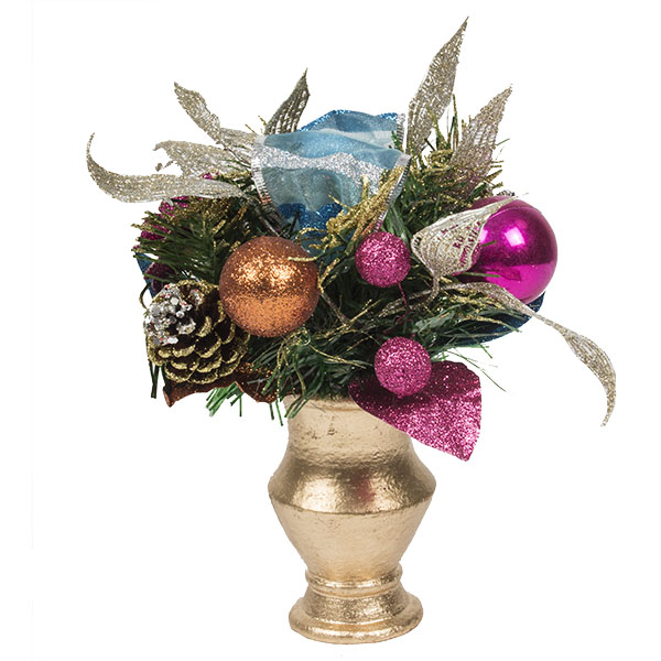 Circus Christmas Room Decoration Collection - Small Centrepiece