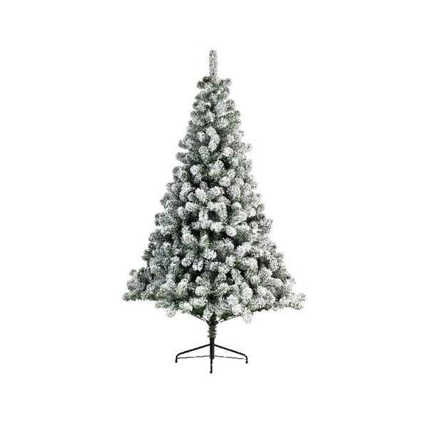 Snowy Imperial Pine Artificial Christmas Tree - 1.2m (4ft)