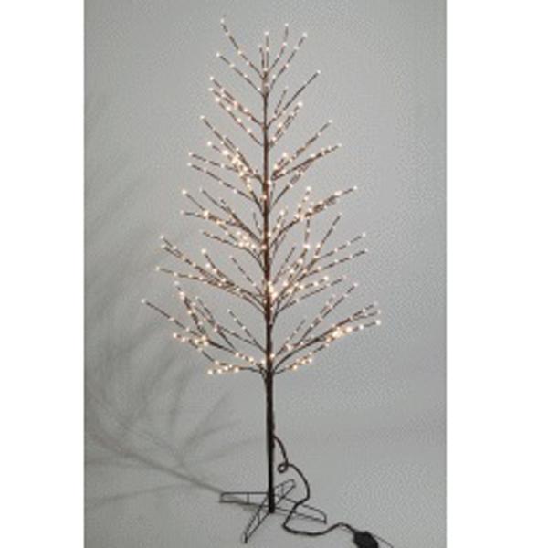 how to make white twig tree