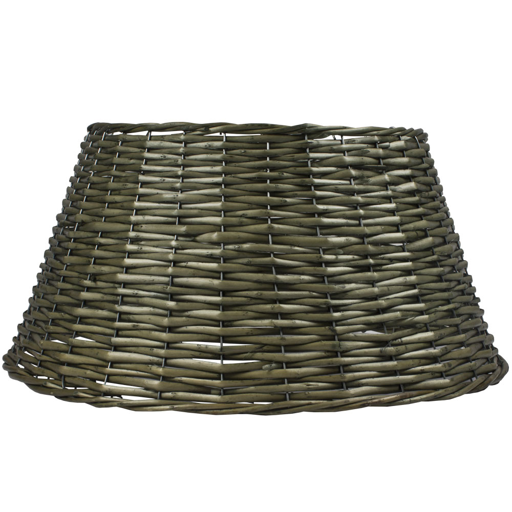 Green Willow Tree Stand Cover - 57cm X 28cm