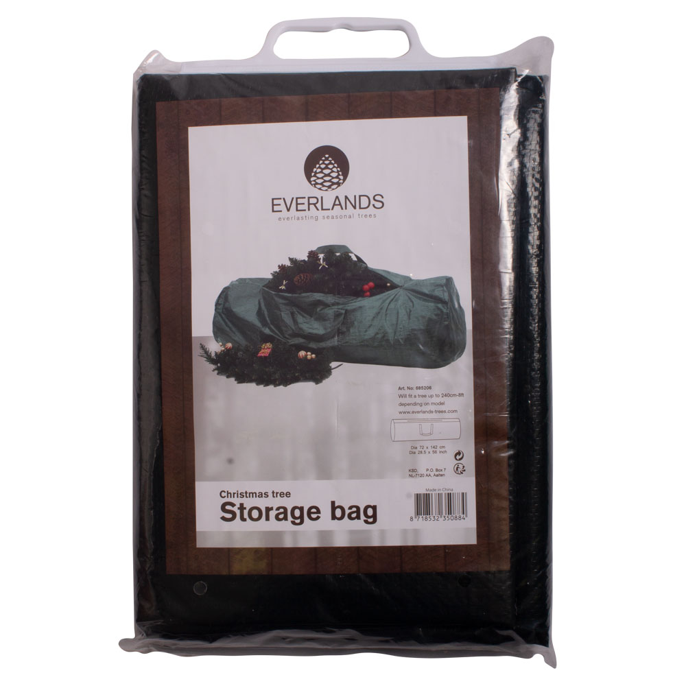 Artificial Christmas Tree Storage Bag For Trees Up To 2.4m (8ft)
