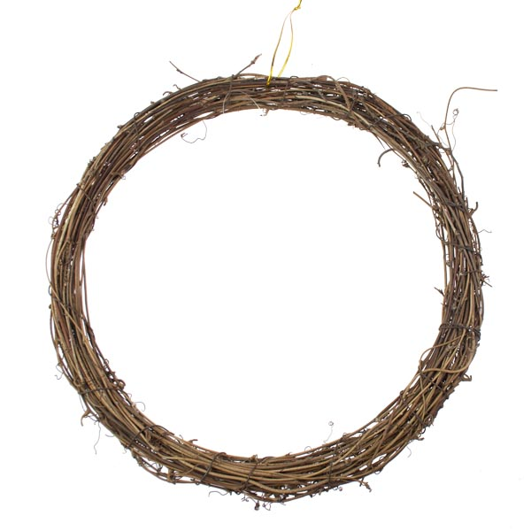 Rustic Circle Wreath - 30cm