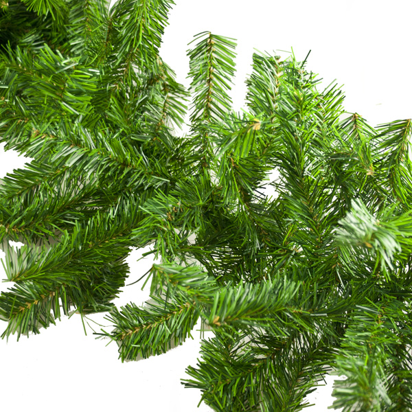 Artificial Canadian Pine Garland - 2.7m