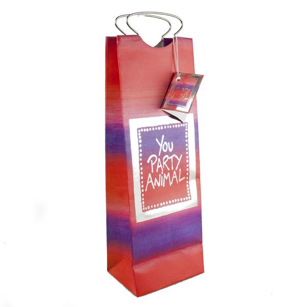 Party Animal Bottle Bag