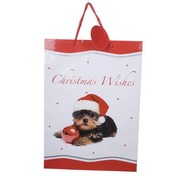 Photographic Pets Extra Large Gift Bag - Dog