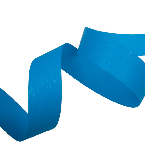 Blue Pastel Ribbon - 45m x 25mm