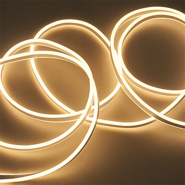 Warm White Led Double Sided Neon Flex 5m