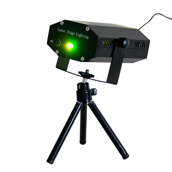 Laser Light Projector - Christmas Time UK