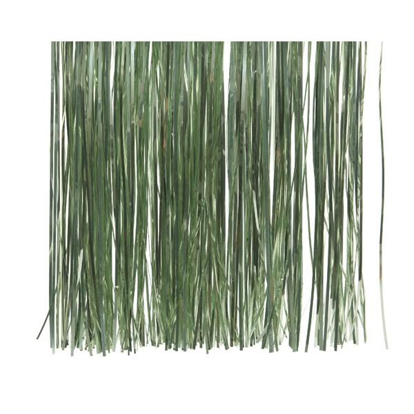 Sage Green Lametta - 50cm x 40cm