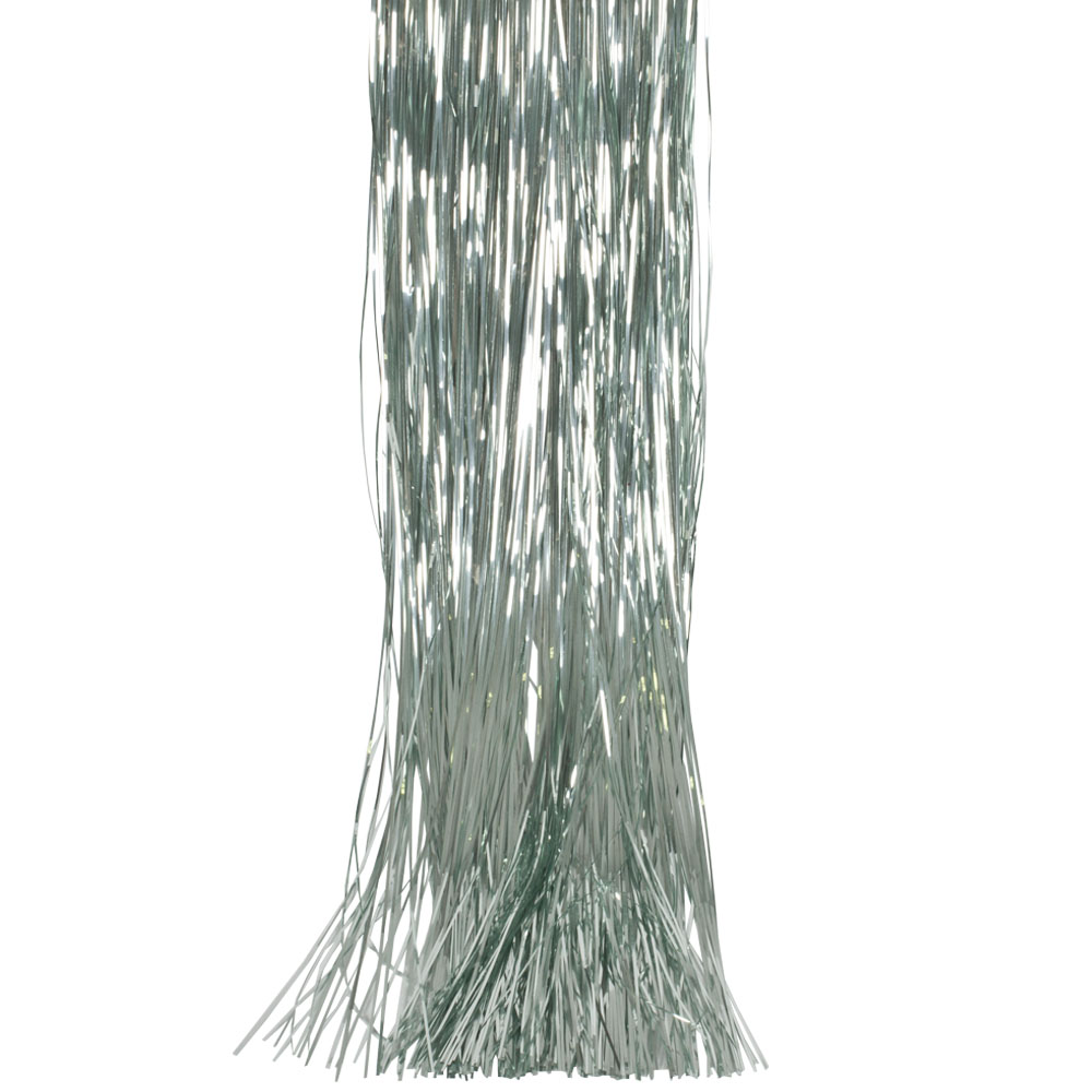 Pale Sage Green Lametta - 50cm x 40cm