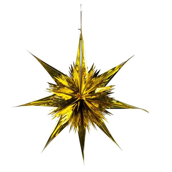Foil 60cm Starburst - Gold