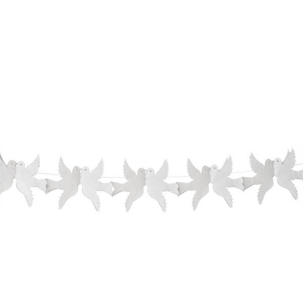 Dove Garland - 3m