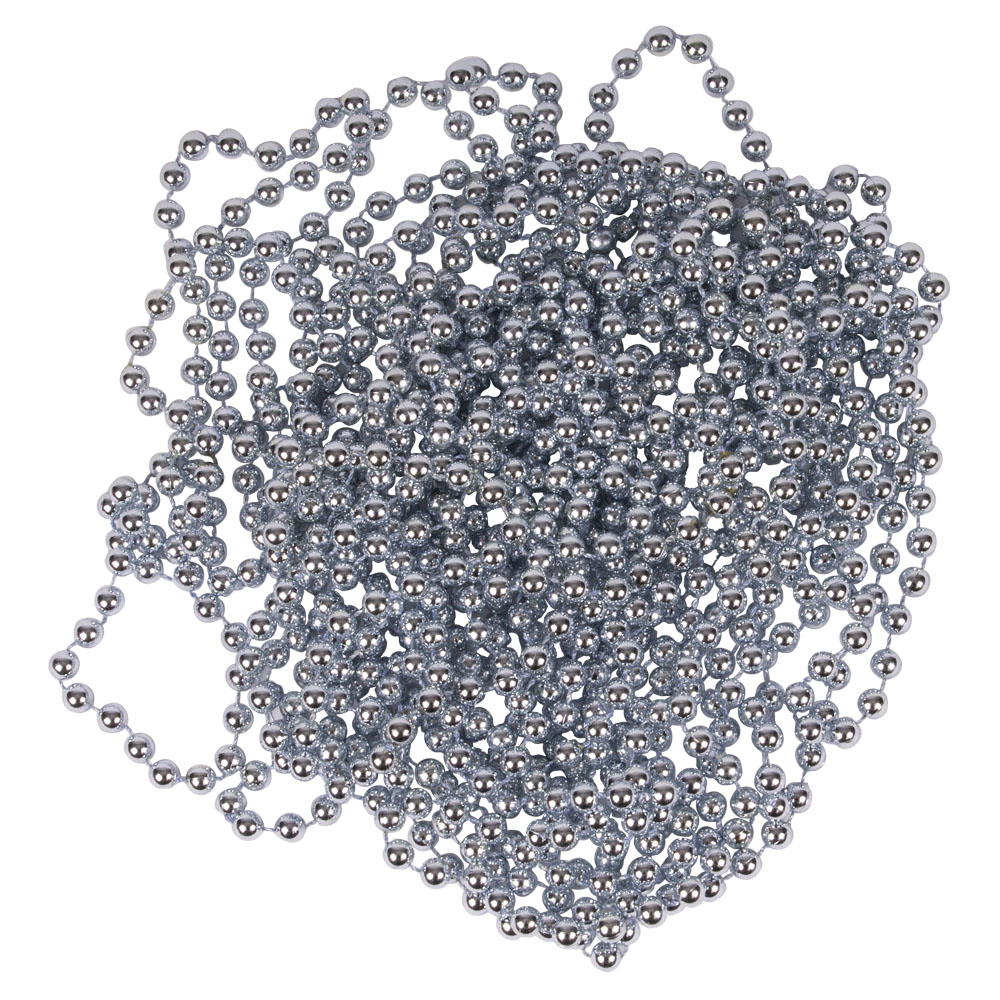 Ice Blue Bead Chain Garland - 8mm x 10m