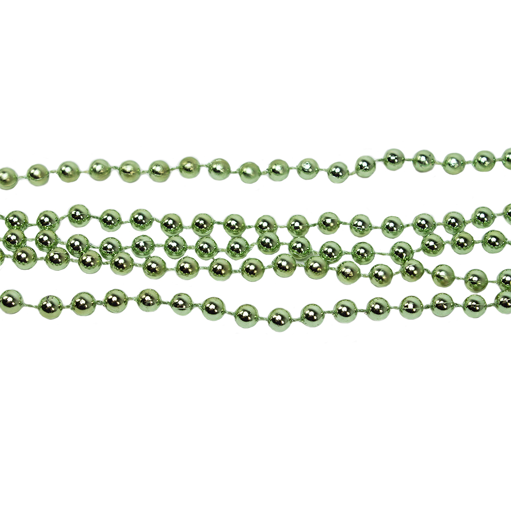 Sage Green Bead Chain Garland - 8mm x 10m