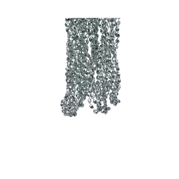 Sage Green Diamond Bead Garland - 2.7m
