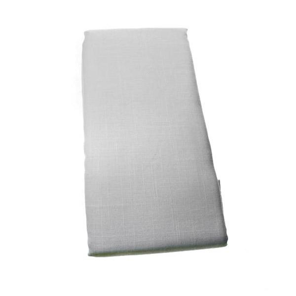 Cream Oblong Tablecloth - 178cm x 229cm (70