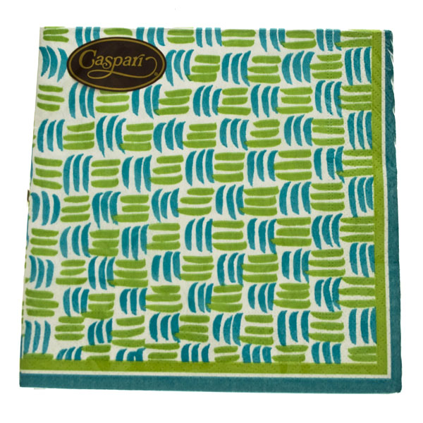 Sophie Geometric Shapes Design Napkins