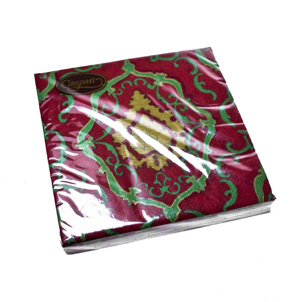 Christmas Lunch Napkins - Medici