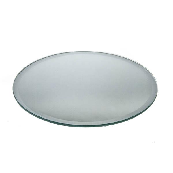 Mirror Plate - 20cm Diameter Round