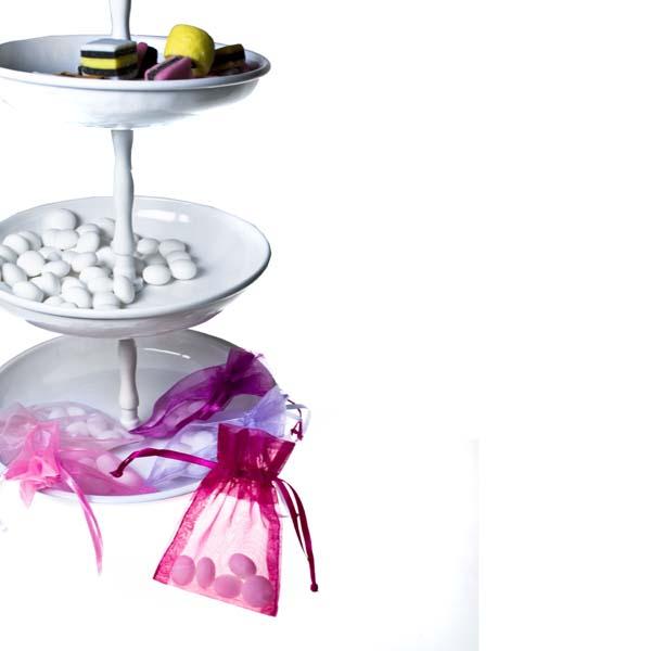 Elegant 3 Tier Cake Stand