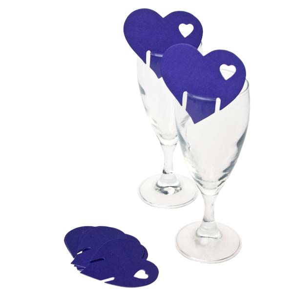 Purple Heart Place Cards - 10 Pack