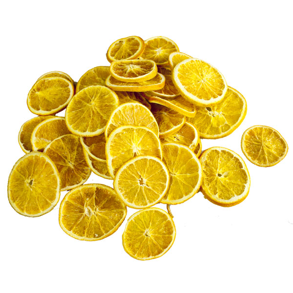 Dried Orange Slices - 250g Pack