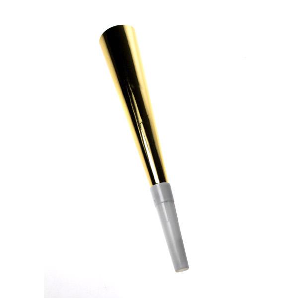 Gold Foil Trumpet- 20cm