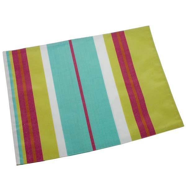 Striped Place Mat - 33 x 45cm