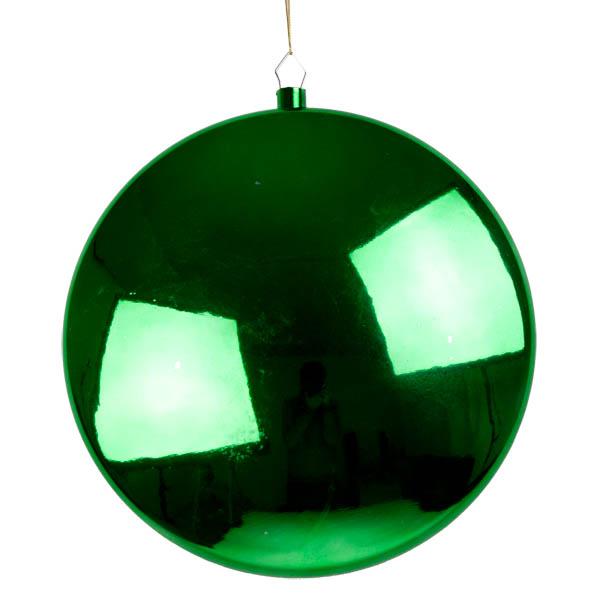 Green Disc Hanging Decoration - 30cm