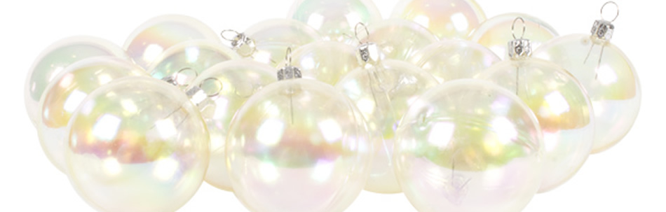 Trade Clear Baubles