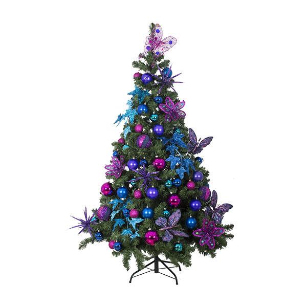 Berry Christmas Theme Range - 6ft Tree Pack