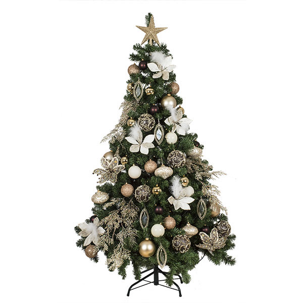 Antique Chic Theme Range - 6ft Tree Pack