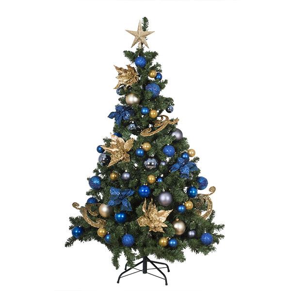 Regal Blue Theme Range - 6ft Tree Pack