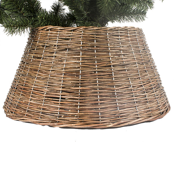 Brown Willow Tree Stand Cover - 57cm X 28cm