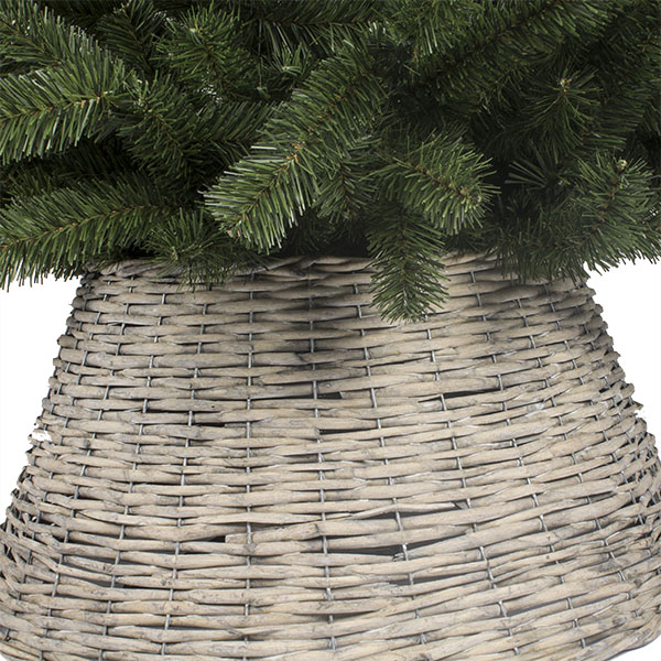 Grey Willow Tree Stand Cover - 57cm X 28cm
