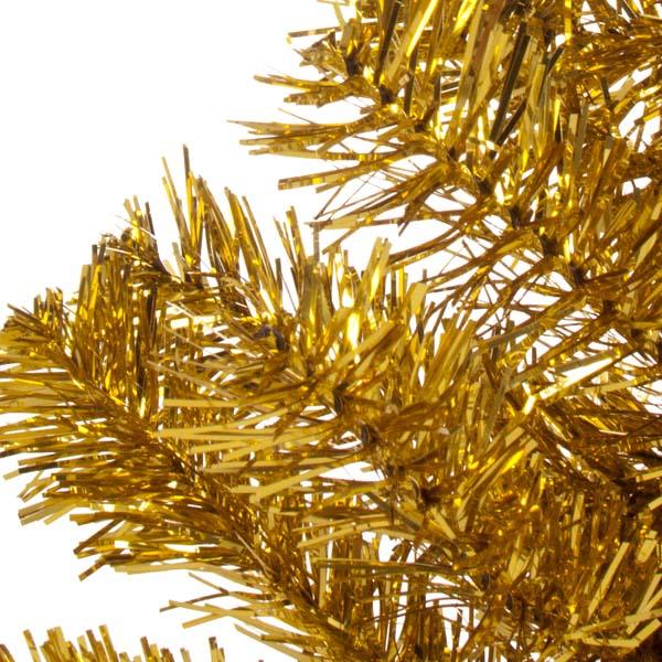 Gold Tabletop Tree - 30cm